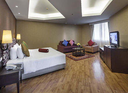 1-Bedroom Grand Suite