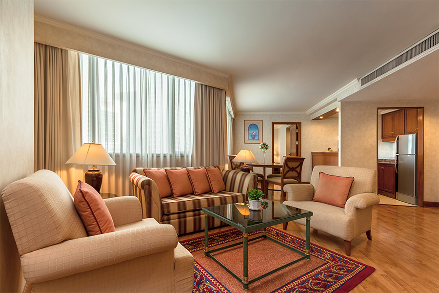 1-Bedroom Suite