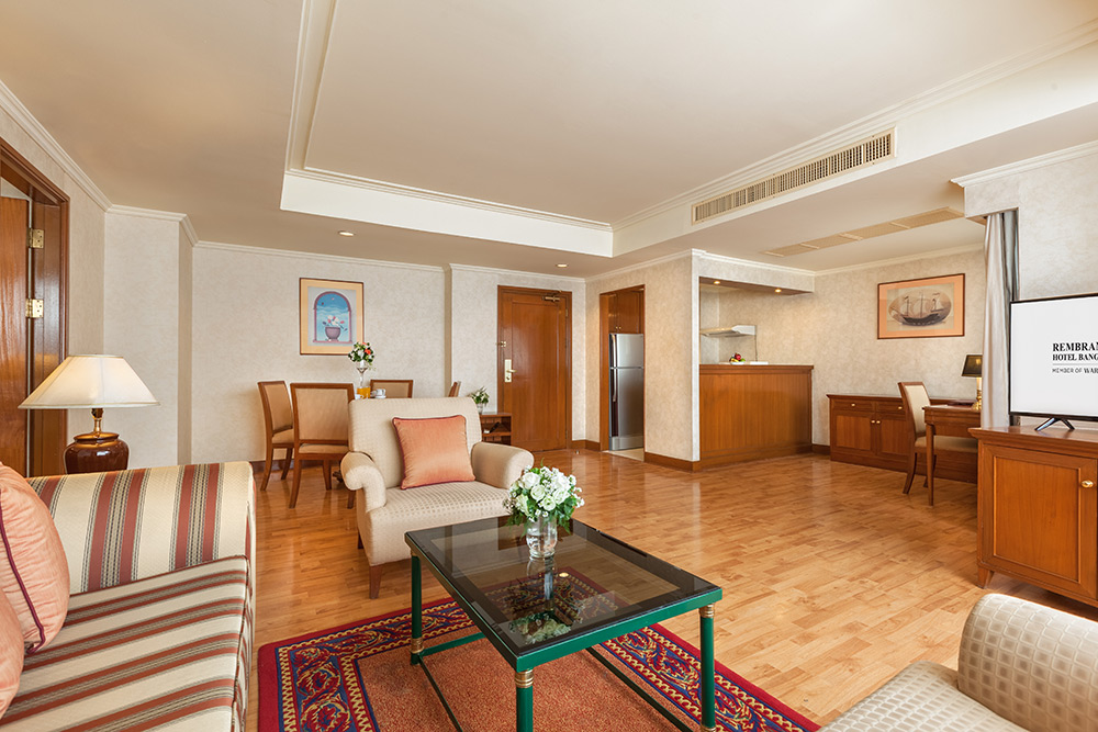 1-Bedroom Grand Suite