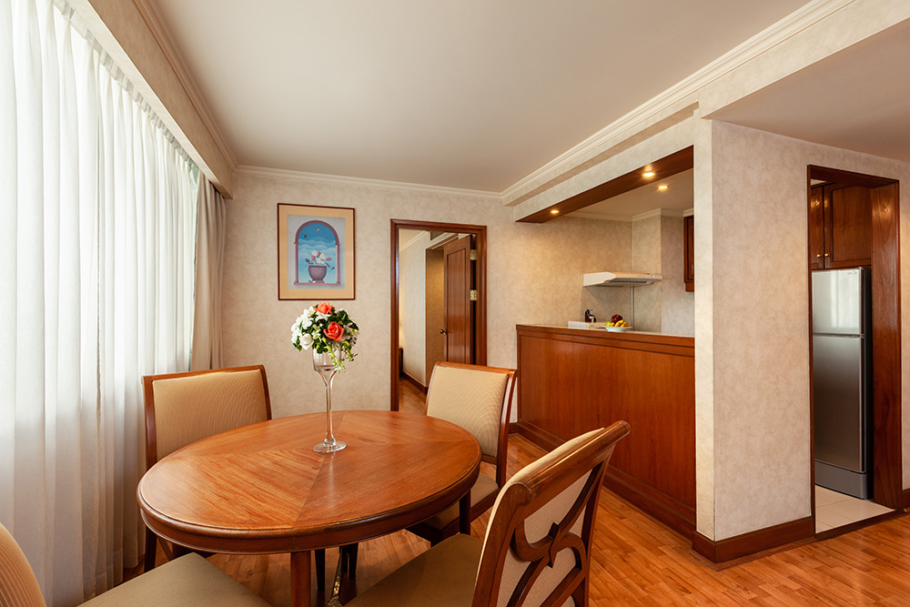1-Bedroom Suite